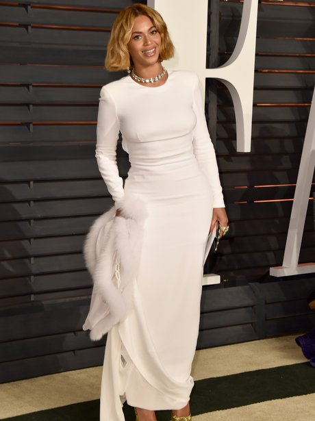 Beyonce Oscars After Party 2015