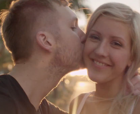 Calvin Harris & Ellie Goulding music video