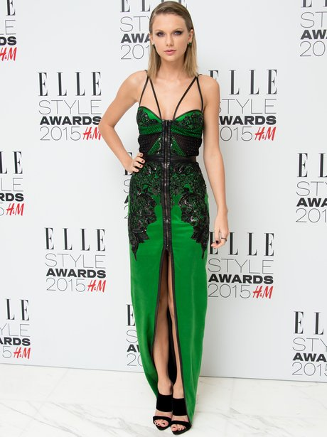 Taylor Swift at the Elle Style Awards 2015