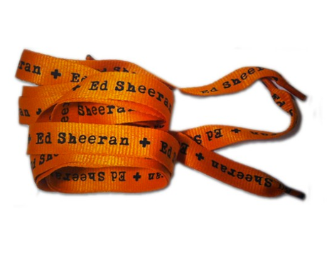 ed sheeran 39 s shoelaces 18 of the weirdest pop star. Black Bedroom Furniture Sets. Home Design Ideas