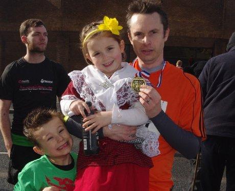 Newport Half Marathon Post Race