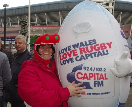 Spot the Ball @ Wales VS Ireland Part 2