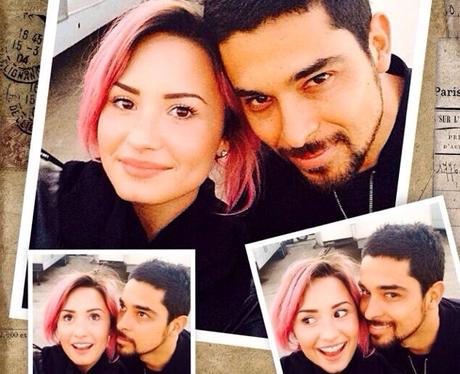 Demi Lovato and Boyfriend Wilmer Valderrama