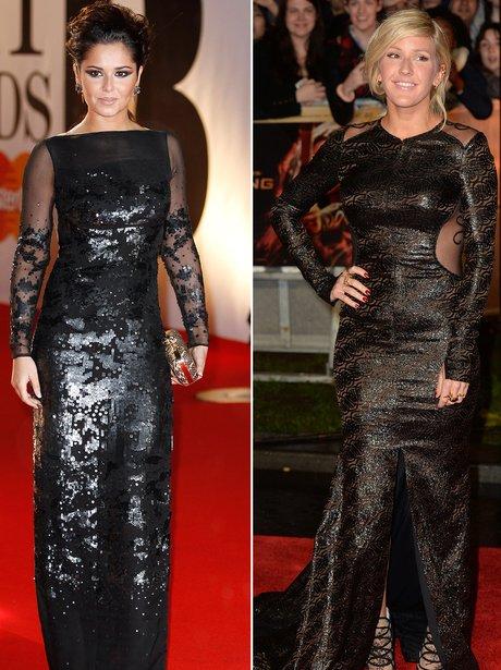 Fashion Face Off: Ellie Goulding V. Cheryl