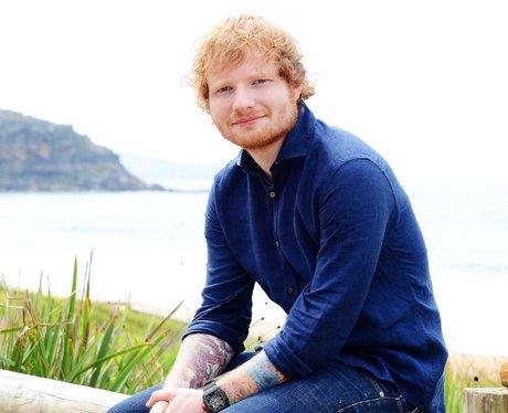 Ed Sheeran Home and Away