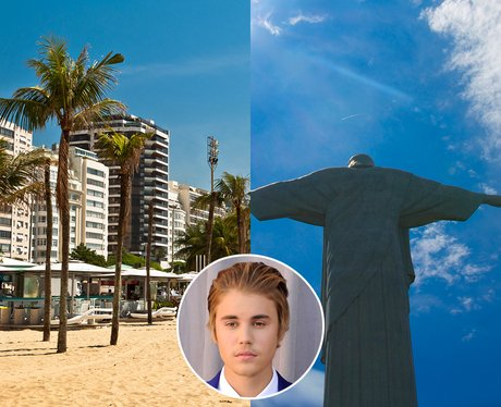 Celebrity Holiday Destinations
