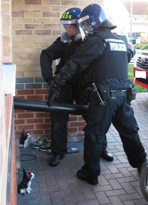 Durham police raids 2