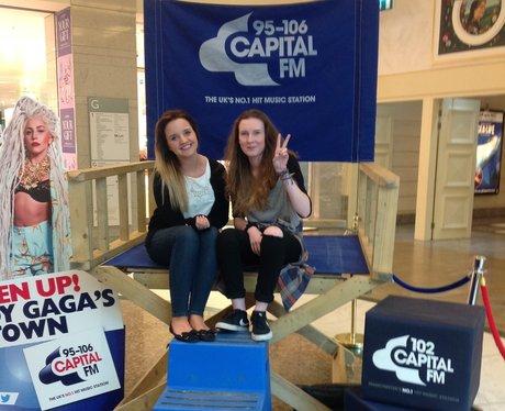 Trafford Centre Student Lock In