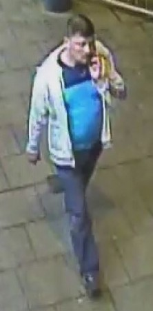 CCTV Radford Sexual Assault