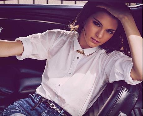 Kendall Jenner Penshoppe Campaign