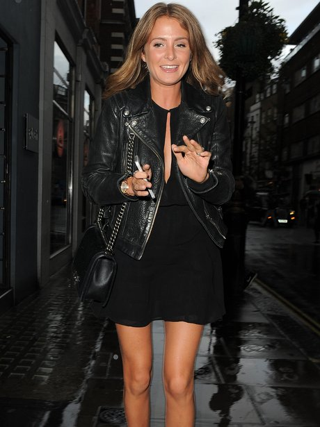 Millie Mackintosh All Black Outfit