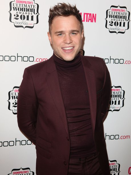 Olly Murs Cosmo Ultimate Women Of The Year Awards