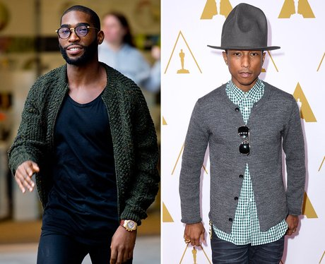 Fashion Face Off: Tinie Tempah V. Pharrell