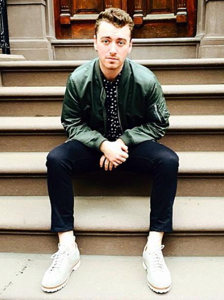 Sam Smith instagram