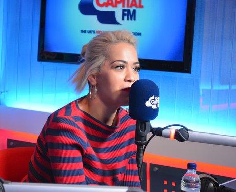 Rita Ora On Capital