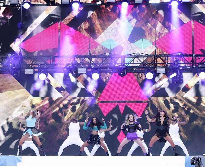 Little Mix Live at the Summertime Ball 2015