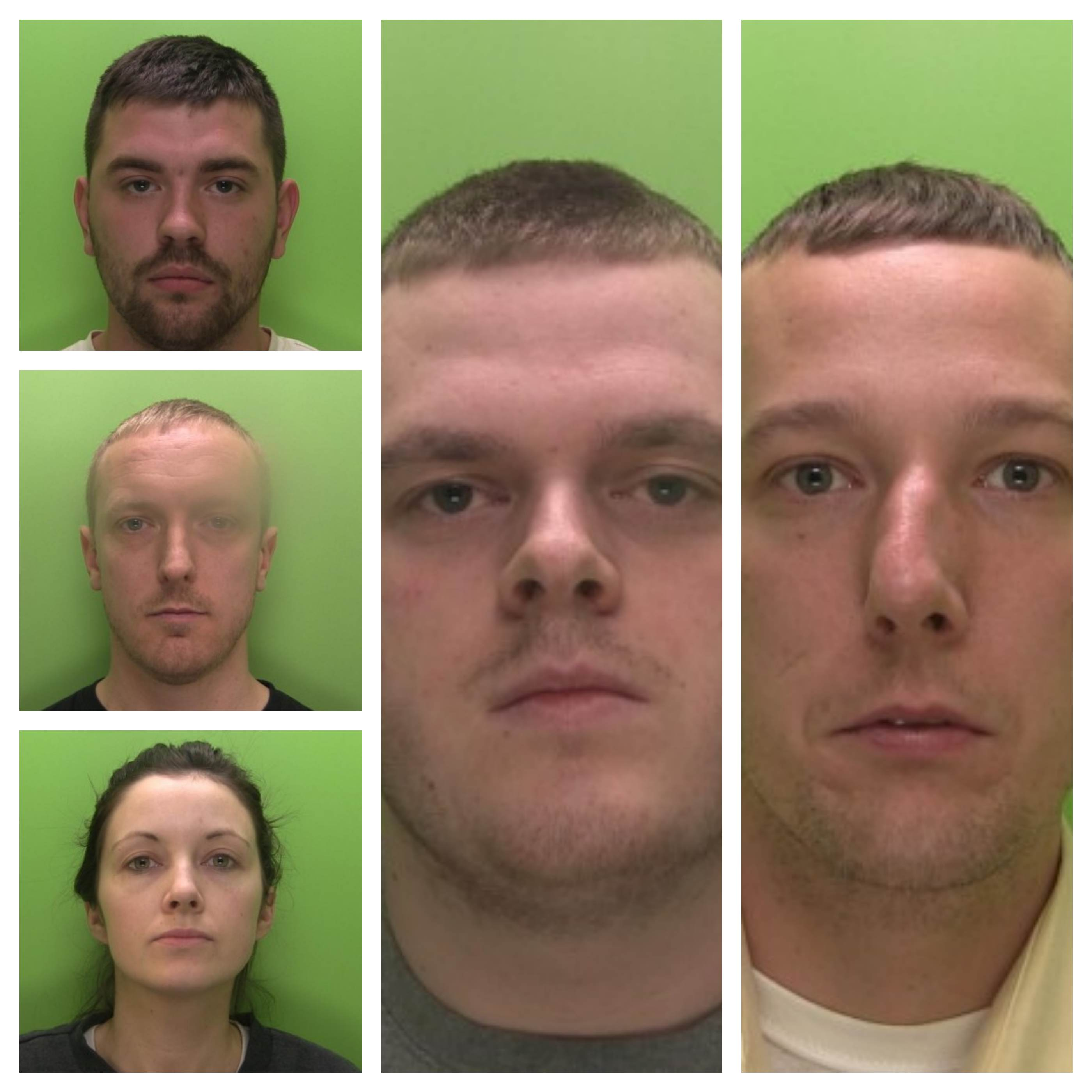 drugs gang nottinghamshire