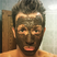 Image 8: James McVey with a facemask on