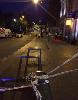 Newcastle Nightclub Shooting