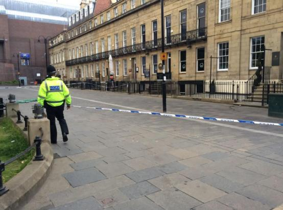 Old Eldon Square stabbing Newcastle