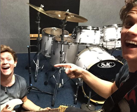 Connor and Brad The Vamps