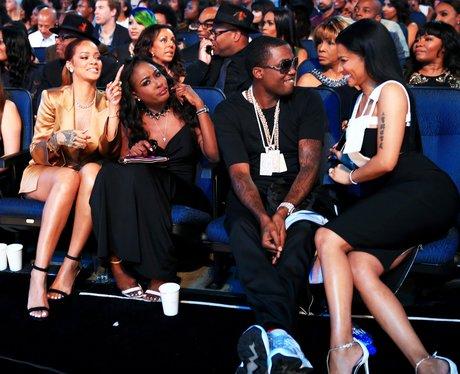 Rihanna, Nicki Minaj, Meek Mill BET Awards 2015