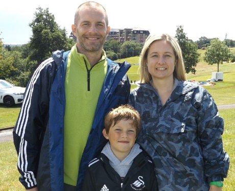 Celtic Manor Celeb Cup Sunday Part 2