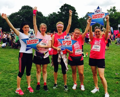 Race For Life - Derby 5k