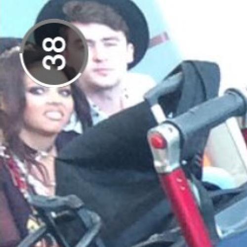 Little Mix Snapchat
