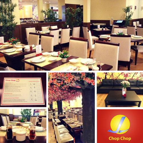 Chop Chop restaurant Glasgow