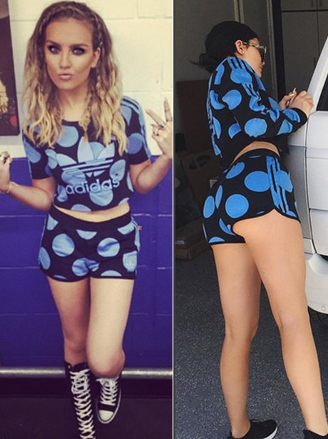 Fashion Face Off! Kylie Jenner V. Perrie Edwards