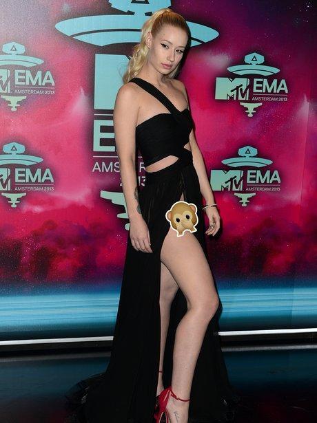 Famous dress mishaps images