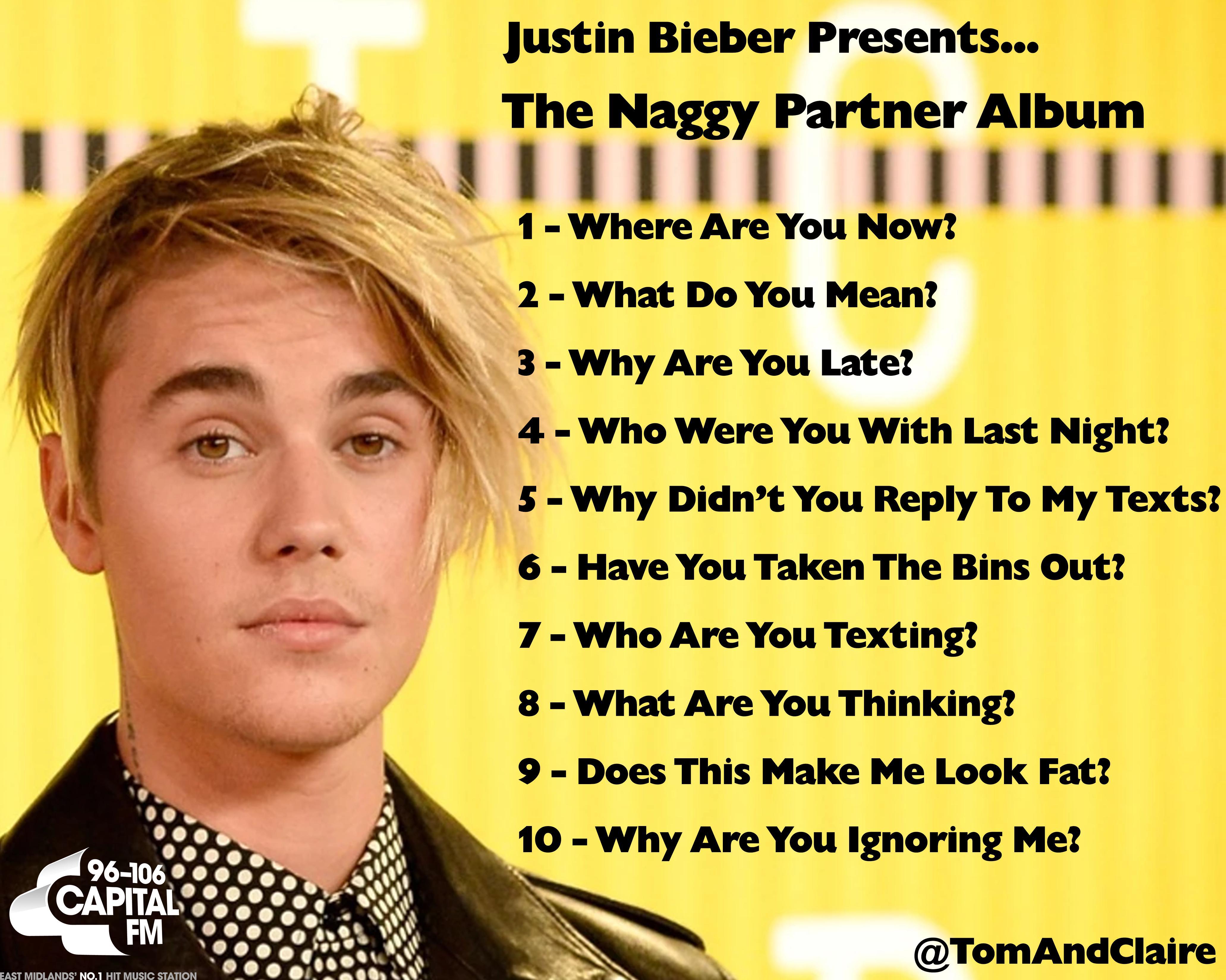 Fake Bieber album