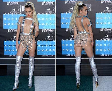 Miley Cyrus VMA 2015