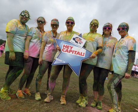 Color Obstacle Rush - 12th Sept (Part 2)