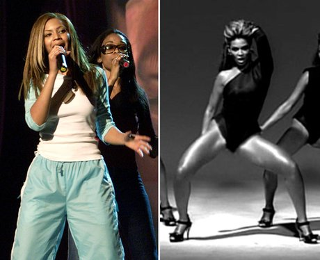 When Pop Stars Turned Sexy
