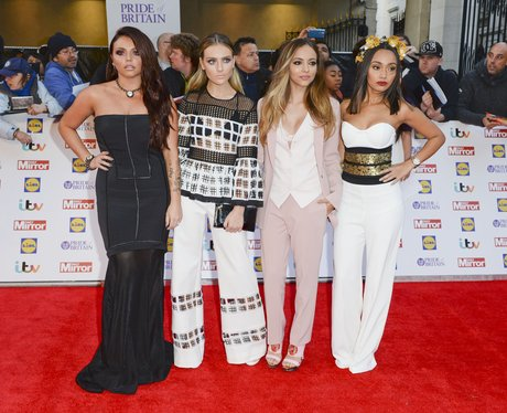 Little Mix Pride Of Britain Awards 2015