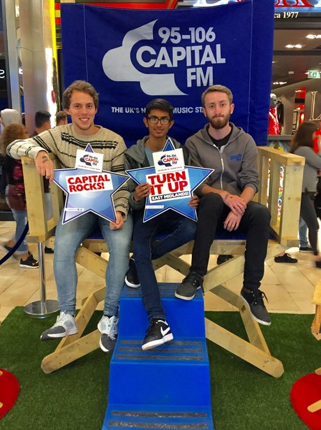 Highcross Student Sessions