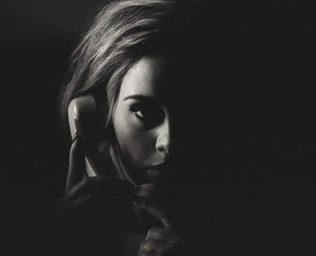 Adele Hello Artwork