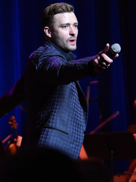 Justin Timberlake Hall Of Fame