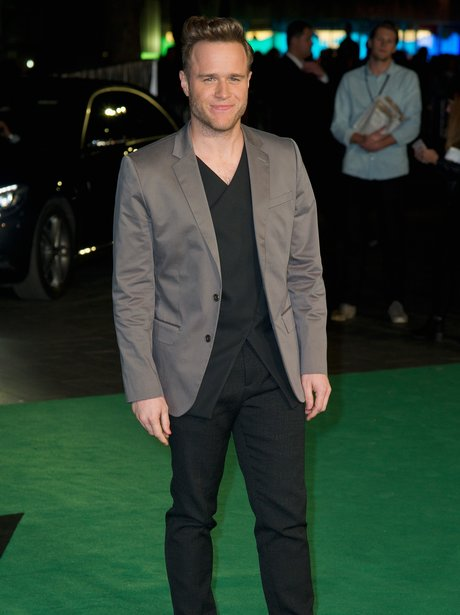 Olly Murs Jumpers For Goalposts Premiere