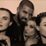 Image 7: Drake, Hailey Baldwin and Ruby Rose