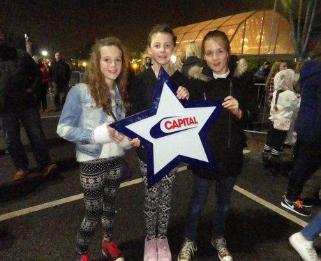 Meadowhall Xmas concert