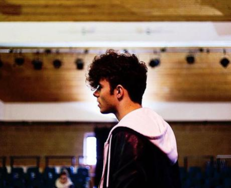 Nathan Sykes Curly Hair Instagram