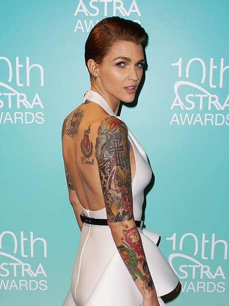 What A Transformation 18 Pictures Of Ruby Rose Through
