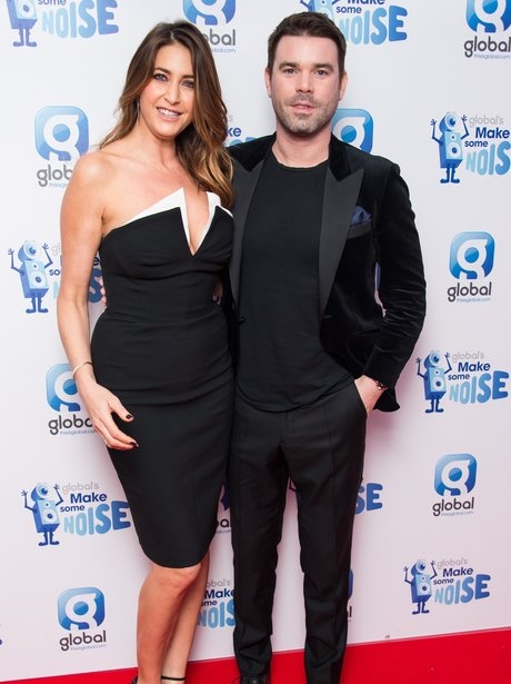 Lisa Snowdon and Dave Berry Global Make Some Noise