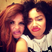 Image 10: Leigh-Anne and Jesy Pulling Faces