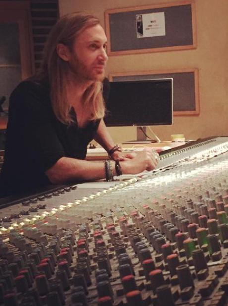 David Guetta Instagram