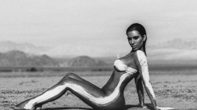 Kim Kardashian Just Broke The Internet Again With This