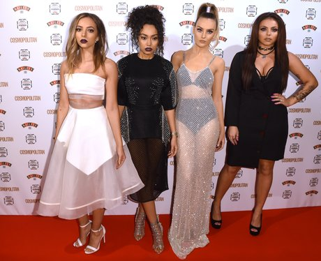 Little Mix Cosmopolitan Ultimate Women Of The Year